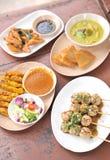 开胃菜-泰国食物 免版税库存图片