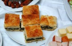 开胃菜(自助餐、开胃菜,食物) 库存照片
