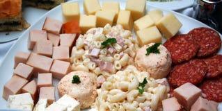 开胃菜(自助餐、开胃菜,食物) 库存图片