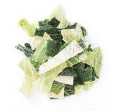 开胃菜(隔绝在白色) 库存图片