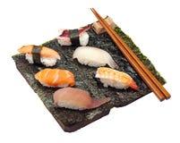 开胃菜ii寿司 库存图片