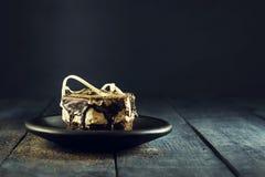 开胃蛋糕巧克力 图库摄影