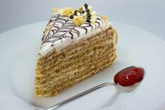 开胃蛋糕 库存照片