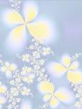 开花的幻想 向量例证