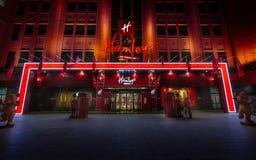 开设它的最大的商店的Hamleys在北京 免版税图库摄影