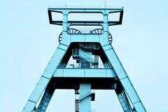 开采入口,德国采矿博物馆,波肯 库存图片