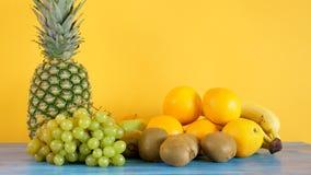 异乎寻常的果子的可口和健康品种混合 影视素材