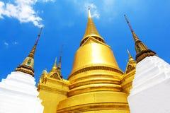 异乎寻常的旅行和冒险 泰国旅行 菩萨和地标 库存图片