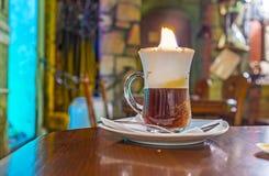 异常的咖啡 图库摄影
