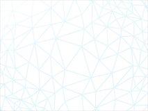 弄皱的multiplayered三角低多样式几何样式纹理摘要传染媒介例证图表背景 库存图片