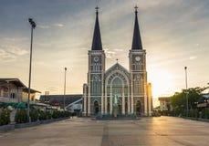 仪式教会礼拜式婚礼 免版税图库摄影