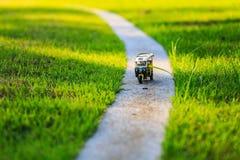 式样Tuk Tuk出租汽车泰国 免版税库存照片