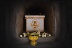 仪式火葬 库存照片