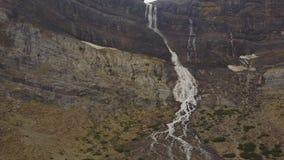 弓冰川秋天,班夫国家公园,亚伯大,加拿大 影视素材