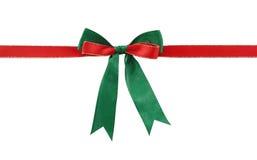 弓圣诞节 免版税图库摄影