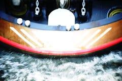 弓运输船 库存照片