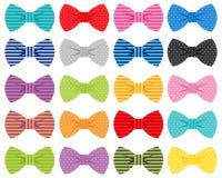 弓领带例证 免版税库存照片