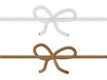 绳索弓 向量例证