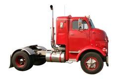 引导平而短的卡车 库存图片