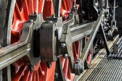 引擎机车蒸汽 免版税图库摄影