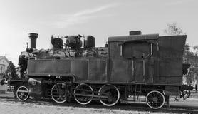 引擎机车蒸汽 库存图片