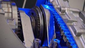 引擎汽车 股票视频