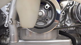引擎汽车 影视素材