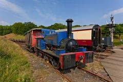 引擎老蒸汽 库存照片