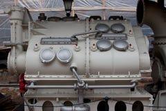 引擎船 免版税库存照片