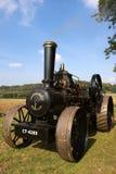 引擎蒸汽牵引 免版税库存照片