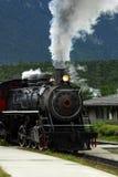 引擎蒸汽 库存图片