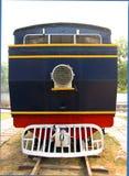 引擎铁路运输 免版税库存图片