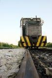 引擎铁路运输 库存照片