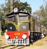 引擎铁路运输 免版税库存照片