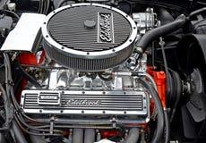 引擎高性能 免版税图库摄影