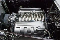 引擎高进气歧管性能 库存照片