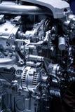 引擎 免版税库存图片