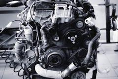 引擎12 免版税图库摄影