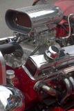 引擎V-8 图库摄影