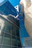 弗兰克・盖里建筑师UTS悉尼澳大利亚 库存照片