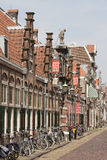 弗兰斯・哈尔斯博物馆在哈莱姆,荷兰 库存图片