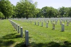 贝弗利国家公墓 库存照片