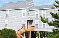 弗吉尼亚海滩东部岸沿海地带家 库存图片