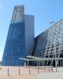 弗吉尼亚海滩大会和会议中心 免版税库存照片