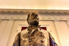弗吉尼亚状态国会大厦-里士满,弗吉尼亚 免版税库存图片