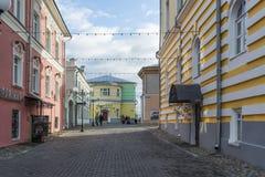 弗拉基米尔,俄罗斯-05 11 2015年 Georgiyevskaya 免版税库存图片