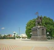 弗拉基米尔,弗拉基米尔地区,俄罗斯- 2016年7月17日:弗拉基米尔王子 库存照片