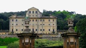 弗拉斯卡蒂-罗马省的别墅Aldobrandini贵族历史的宫殿在拉齐奥-意大利 影视素材