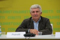 弗朗切斯科Petretti 免版税库存照片