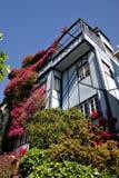 弗朗西斯科伦巴第圣街道 免版税库存图片